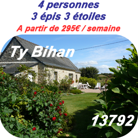 Description du gite Ty Bihan 13792